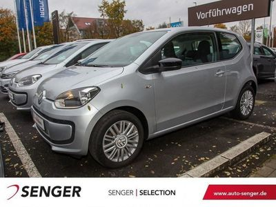 gebraucht VW up! up! 1.0 move44kW (60PS) 5-Gang