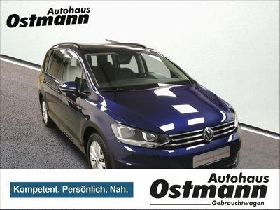 gebraucht VW Touran 1.6 TDI Comfortline PANO*NAVI*EURO6