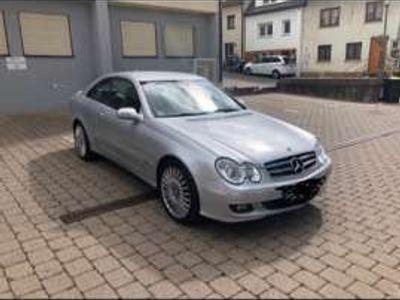 gebraucht Mercedes CLK280 Coupe Avantgarde