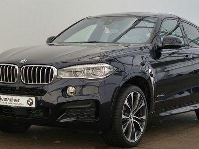 gebraucht BMW X6 xDrive 40d A