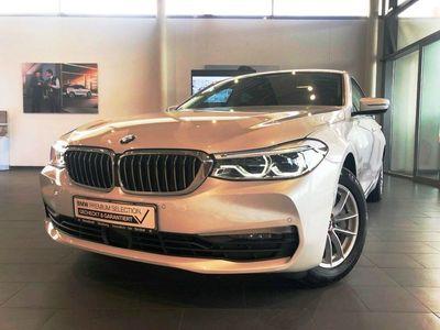 gebraucht BMW 630 6er Gran Turismo d Navi HUD AHK DrAss+