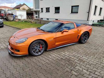 gebraucht Corvette Z06 C6 Coupe Coupe