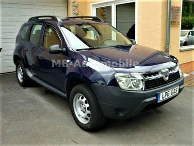 gebraucht Dacia Duster 1.6 Ambiance 4x2-LPG-Gasanlage-1.Hand-