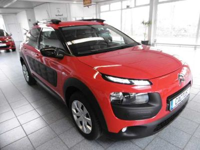 gebraucht Citroën C4 Cactus 1.2 ETG*82PS*NAVI*SHZ*KAMERA*Feel (Eur