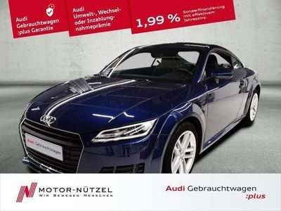 usado Audi TT Coupé 1.8 TFSI 5J.GAR+XENON+NAVI+GRA+PDC+SHZ