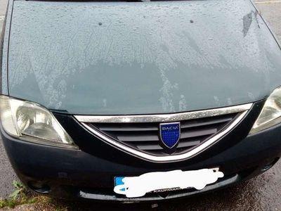 gebraucht Dacia Logan 1.4 NUR TAUSCH!!! MIT TÜV!!! ÜBER 170PS MUSS!!!