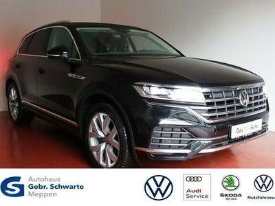gebraucht VW Touareg 3.0 TDI Atmosphere 4M ACC+AHK+Lane+Luft