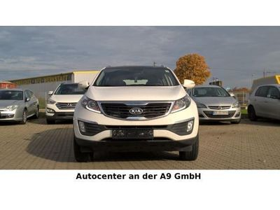 gebraucht Kia Sportage 2.0 CVVT 2WD Automatik