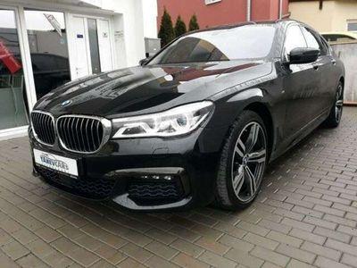 gebraucht BMW 750L Baureihe 7 xDrive M-paket