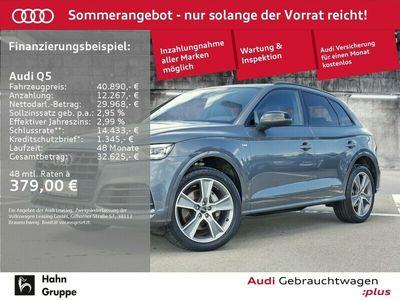 gebraucht Audi Q5 sport 3.0 TDI quattro 210 kW (286 PS) tiptronic 8-stufig