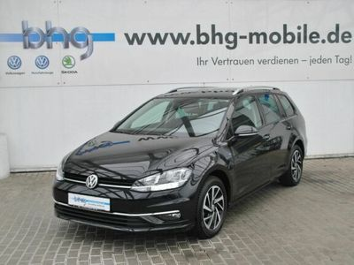 gebraucht VW Golf Variant JOIN 1.0 TSI Navi Climatronic Radio