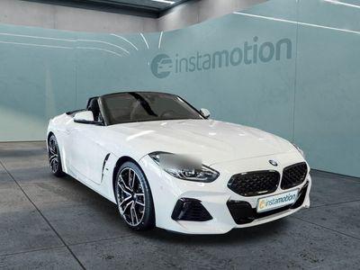 gebraucht BMW Z4 M Z4 M40i Cabrio Innovationsp. Live Cockpit LED