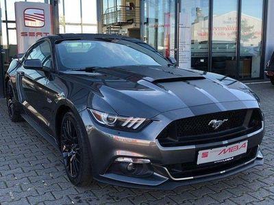 käytetty Ford Mustang GT * 5.0 *324KW*NAVI*LEDER*RFK* GT*BREMBO BREMSE*