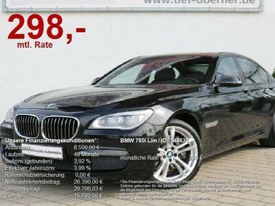 gebraucht BMW 760L i M Sportpaket STANDHEIZ/LED/HuD/SurroundView