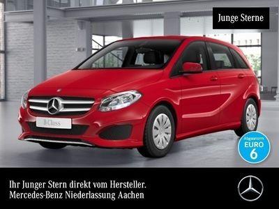 gebraucht Mercedes B180 CDI Laderaump Sitzh Sitzkomfort Temp