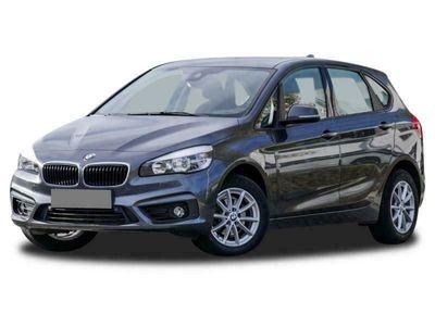 gebraucht BMW 216 Active Tourer i Advantage RFK Navi Tempomat -