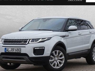 gebraucht Land Rover Range Rover evoque TD4 SE Pano,Rückfahr.