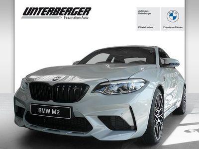 gebraucht BMW M2 Competition M Drivers P. HK HiFi DAB LED