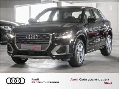 gebraucht Audi Q2 sport 30 TFSI S tronic AHK Navi