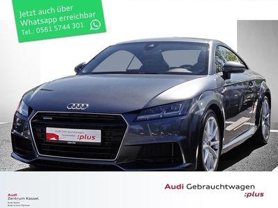 gebraucht Audi TT Coupe 2.0 TFSI quattro S-line LED Navi PDC GRA SHZ