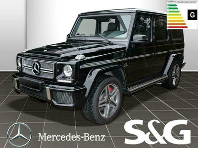 gebraucht Mercedes G65 AMG AMG designo Fond-Entertainm. Soundsystem TV