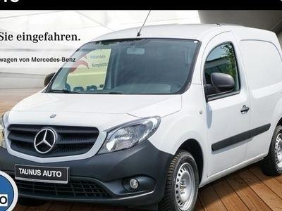 gebraucht Mercedes Citan 109 CDI KA L Klima Leiterklappe