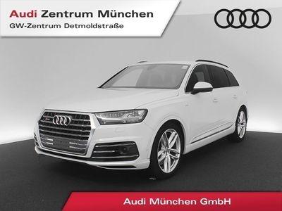 gebraucht Audi SQ7 4.0 TDI qu. Virtual Nachtsicht HUD Assistenz Stand