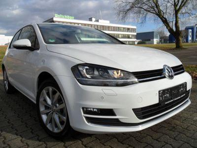 gebraucht VW Golf 2.0TDi* 11OKW Highline*Leder*Navi*Xenon