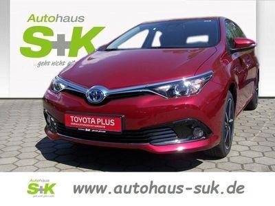 used Toyota Auris Hybrid: 1,8-l-VVT-i 5-Türer Edition-S Plus