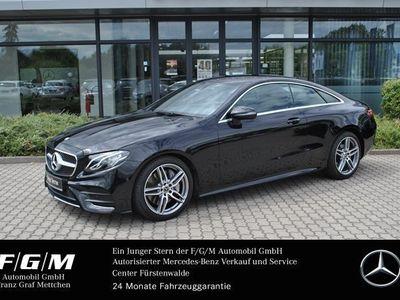 gebraucht Mercedes E300 AMG/Navi/LED/R-Kamera/Totwinkelassistent Autom.