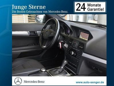 gebraucht Mercedes E220 E-KlasseCDI BlueEFFICIENCY Coupé