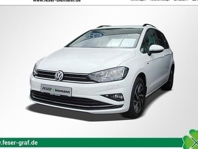 gebraucht VW Golf Sportsvan JOIN 1.0 TSI 63kW ACC/ SHZ/ App-C