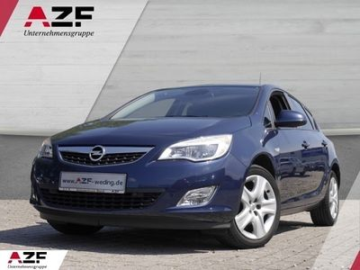gebraucht Opel Astra 1.4 Turbo Design Edition, SHZ