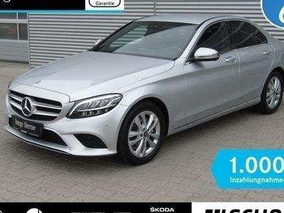 gebraucht Mercedes C200 d Avantgarde LED*Assistenz-Paket*Business+ Autom.