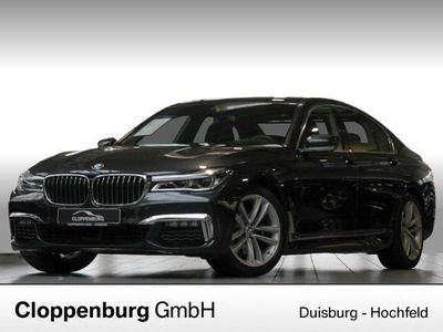 gebraucht BMW 730 d M Sportpaket ACC Parken WLAN Laser Massage