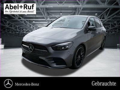 gebraucht Mercedes B220 - BENZd - AMG - Night Paket - Navi - Rückfahrkamera - LED