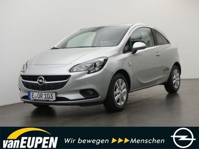 gebraucht Opel Corsa E 120 Jahre - Kamera,Sitzh,Beh.Frontsch,IntelliLink,USB