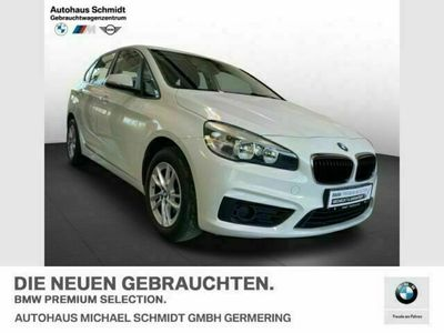 gebraucht BMW 216 i Active Tourer*Bluetooth*Ablagenpaket*