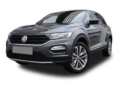 gebraucht VW T-Roc T-Roc1.5 TSI Style | NAVI | SITZH. | KLIMA |