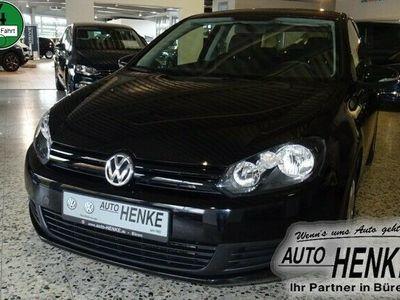 gebraucht VW Golf VI 1.2 TSI Klima Fenster el.