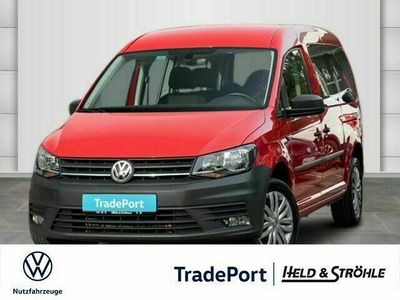 gebraucht VW Caddy Maxi Trendline 2.0 TDI NAV PDC ACC 7 SITZE