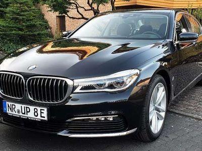 gebraucht BMW 740L e iPerformance -Laser-HUD-ACC-GSD-Assist-Stdk