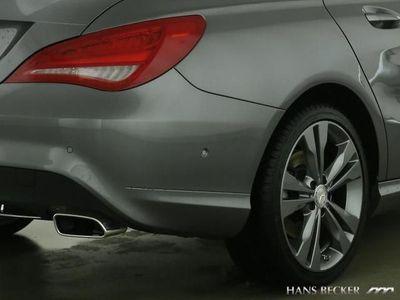 gebraucht Mercedes CLA180 COUPE Urban Xenon Garmin Navi Remote