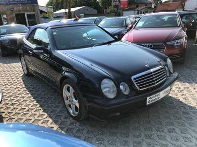 gebraucht Mercedes 200 200 CabrioKompressor *Navi*Sitzheiz.*