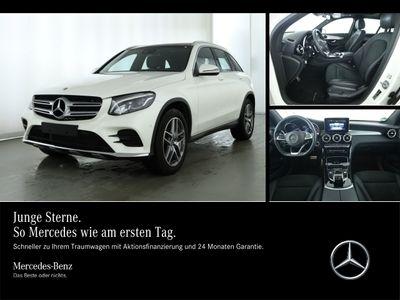 gebraucht Mercedes GLC300 4M AMG/Comand/Panodach/LED/PDC