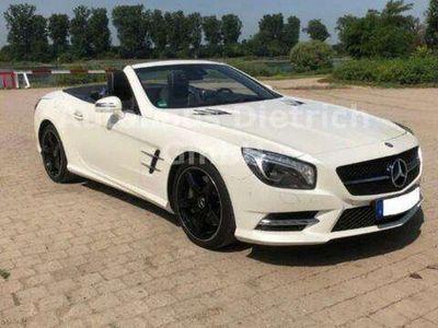 gebraucht Mercedes SL350 7G-TRONIC *Navi,Airscraft,Harman-Kardon*