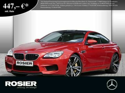 gebraucht BMW M6 Coupe Keramik HUD 360° NaviPro H/K