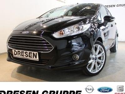 second-hand Ford Fiesta Titanium 1.0 EcoBoost Navi+Klimaautomatik+Sitzheiz