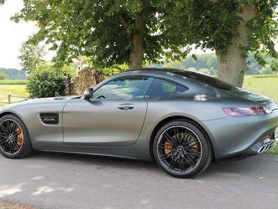 gebraucht Mercedes AMG GT S Coupe Speedshift 7G-DCT