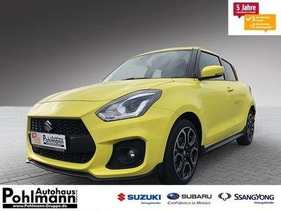 gebraucht Suzuki Swift Sport 1.4 Boosterjet 5 JAHRE GARANTIE* NAVI/Spurhaltesystem/KLIMAAUTOMATIK
